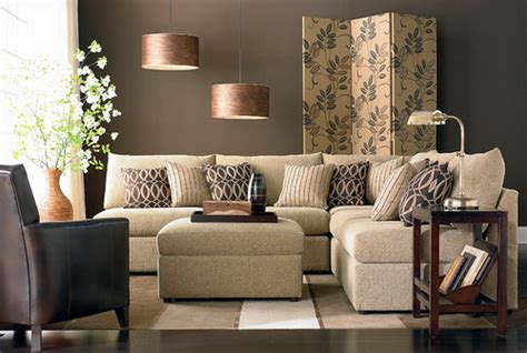 home decorating furniture l shaped living room and dining room decorating ideas