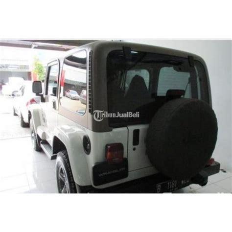 Alarm Mobil Di Tangerang mobil jeep wrangler tj renegade tahun 2000 diesel second