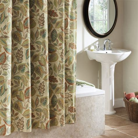 jacobean shower curtain 1000 images about excell living bathroom essentials on
