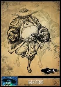 Dota 2 Sketches by Dota2 Wallpaper Sketch Zeromin0