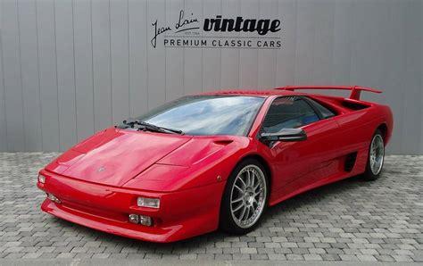 Lamborghini Diablo Sale by 1993 Lamborghini Diablo For Sale 1964638 Hemmings Motor