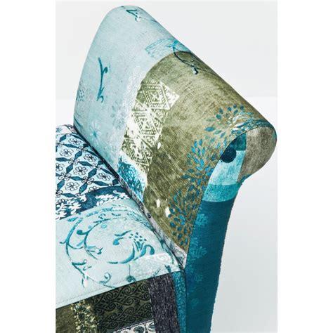 Banc Tissu by Banc Patchwork En Tissu Bleu Hour Kare Design