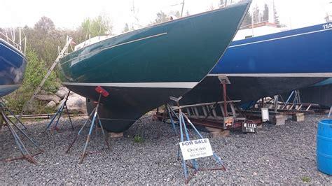 boat sales halifax 1979 alberg 30 halifax nova scotia boats