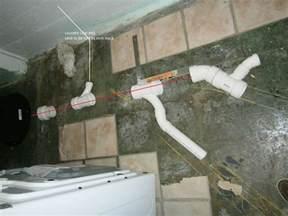 venting basement plumbing basement bathroom venting question correctly sized image
