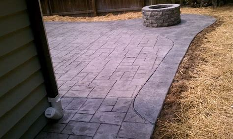 Concrete Patio St by 100 Ideas To Try About Custom By T H H Foundations