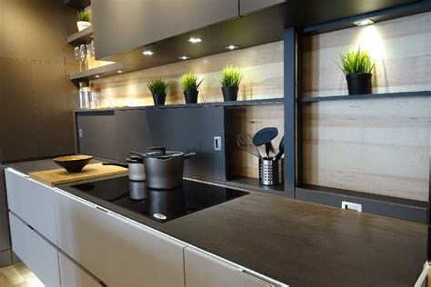 armoires contemporaines design cuisines contemporaines armoires de cuisine laval