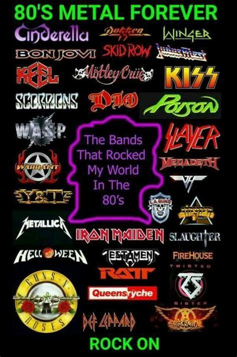 best hard rock bands best 25 80s rock bands ideas on pinterest 80s rock
