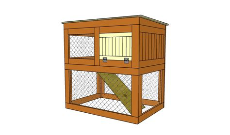 How To Build A Rabbit Hutch For Rabbits woodworking plans rabbit hutches plans pdf plans