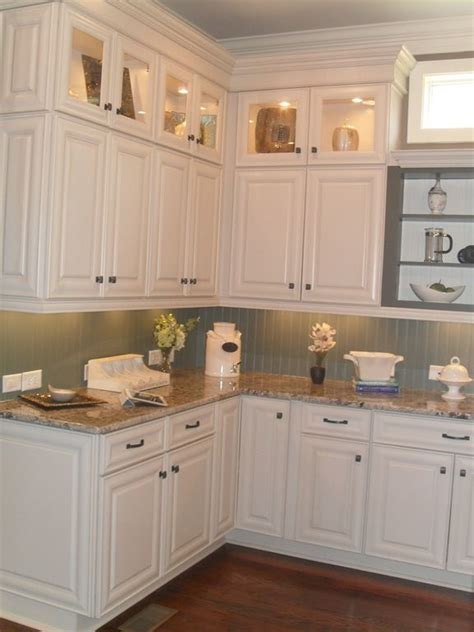beadboard kitchen backsplash beadboard home decor ideas