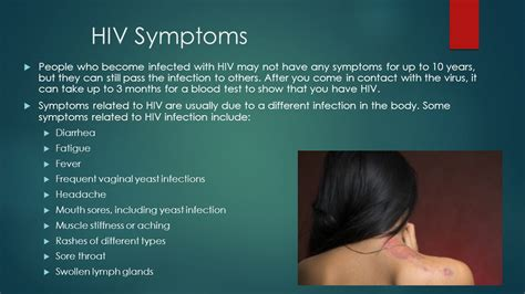early hiv aids symptoms ehow the gallery for gt hiv symptoms in men early signs