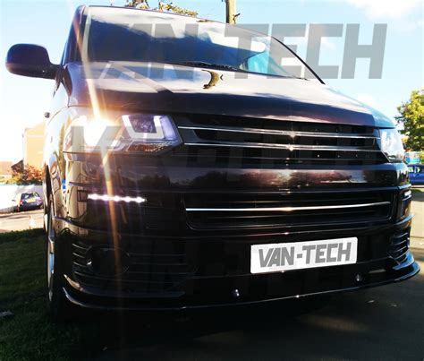vw led lights vw t5 1 transporter daylight daytime running lights led