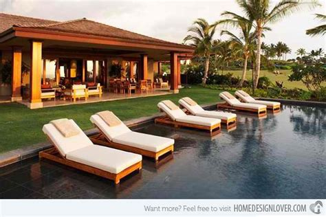 Lounge Chairs For The Pool Design Ideas 15 Ideas For Modern And Contemporary Lounge Chairs In Pools Home Design Lover