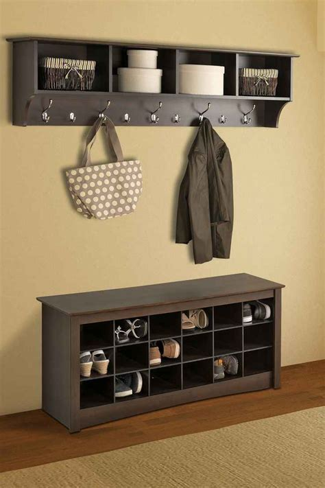 make furniture entarnce way storage for shoes coats jackets shoe storage cubbie bench breakyourpiggybank