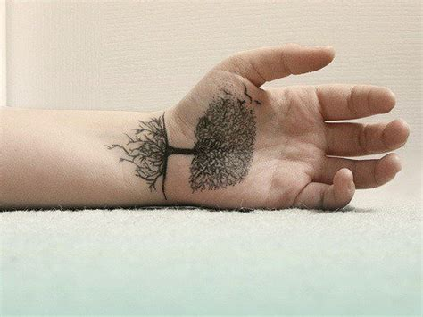 tattoo hand tree hand tattoos are art in the palm of your hand 171 tattoo