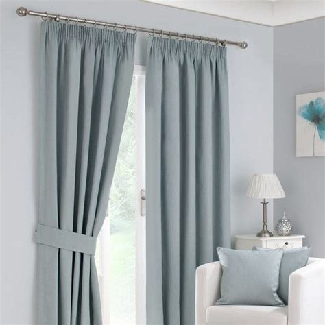 duck egg blue bedroom curtains dunelm waters and noble duck egg solar blackout pencil