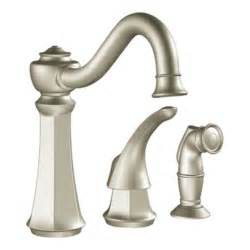 moen vestige kitchen faucet moen faucets at kitchen and bathroom faucets at faucet