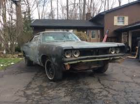 1968 Dodge Bee For Sale 1968 Dodge Bee Numbers Matching For Sale Photos