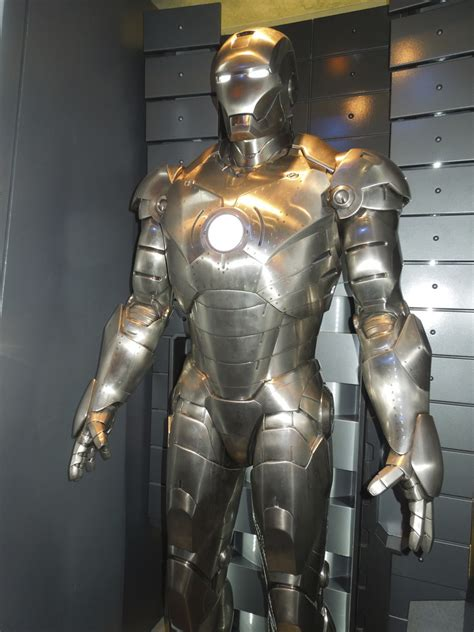 Iron Man Malibu House by Hollywood Movie Costumes And Props Iron Man 3 Mark Ii