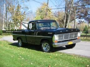 1967 Ford Truck 1967 Ford F100 Rust Truck