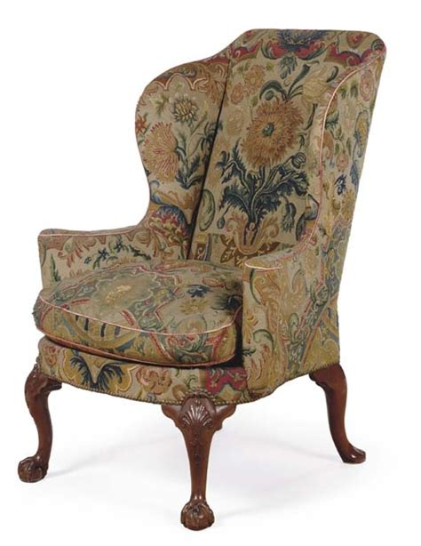 vintage upholstered chair styles