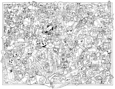 if you color this in just right a few gaming logos might