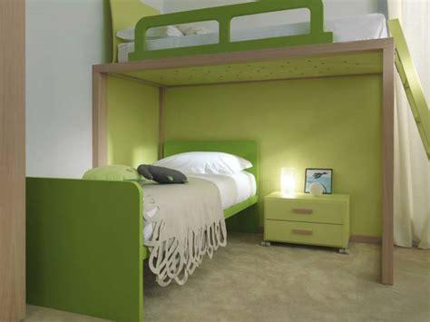 chambre enfant dearkids verte