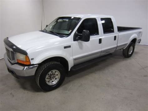 sell  ford crew cab king ranch powerstroke diesel