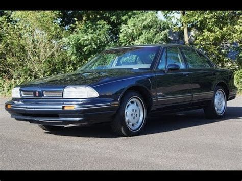 how do cars engines work 1993 oldsmobile 88 interior lighting 1993 oldsmobile eighty eight royale ls youtube