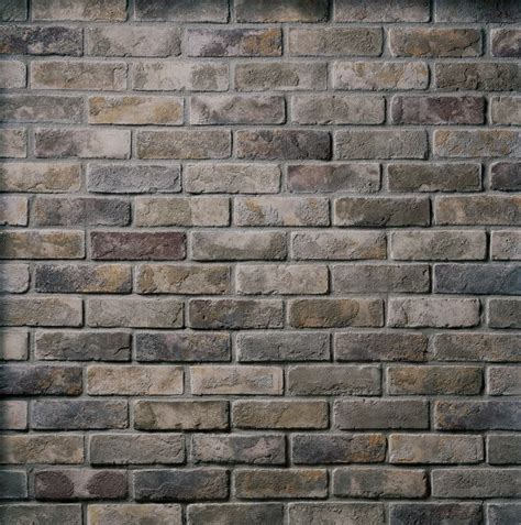 brick color cobble brick crafts doll house wall paper murals