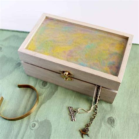 Handmade Jewelry Box - handmade jewelry box make this yourself the country