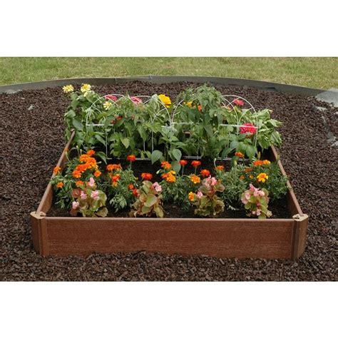 outdoor greenland gardener raised bed garden kit
