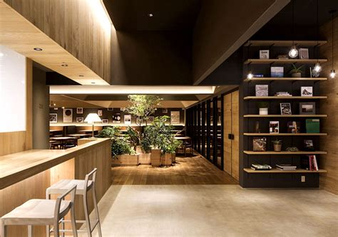 Japanese Project for Italian Restaurant in Tokyo
