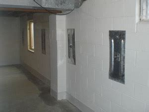 wall anchor installation iowa plate anchors c channels