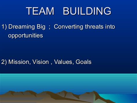 Ppt Presentation Final Team Building 09 5 2016 Team Building Powerpoint Presentation Ppt