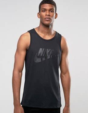 Singlet Nike Logo Sing s singlets plain singlets and graphic singlets asos