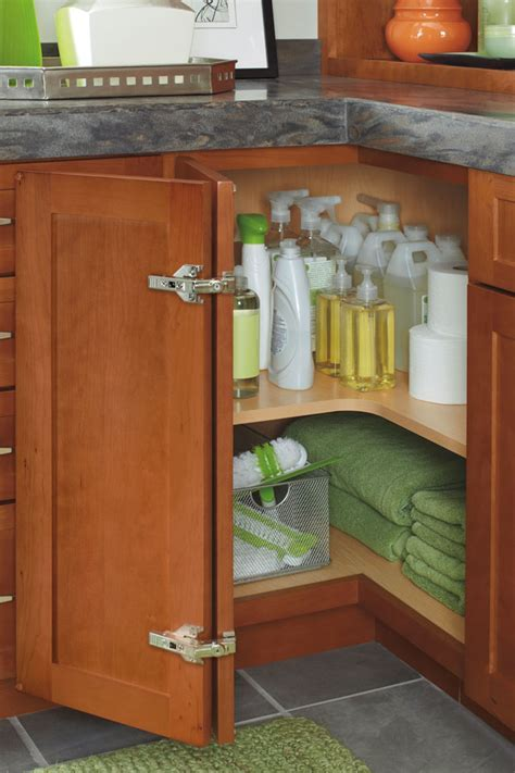 Easy Reach Vanity Base Cabinet   Diamond Cabinetry