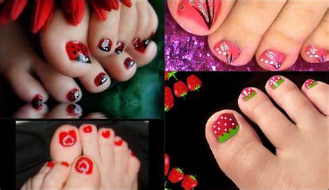 imagenes uñas decoradas de pies fotos de decoraci 243 n de u 241 as delos pies imagui