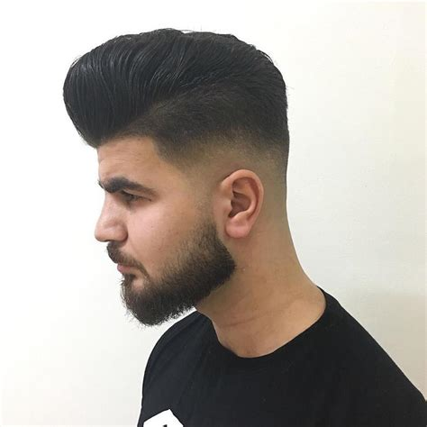 pompadour haircut mens 30 perfect pompadour haircuts for men
