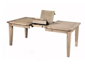 dreamfurniture com aspen extension dining table with butterfly leaf