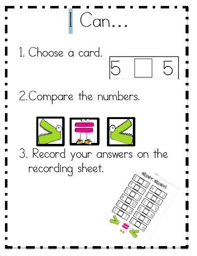 printable comparing numbers games free printable free printables and we on pinterest