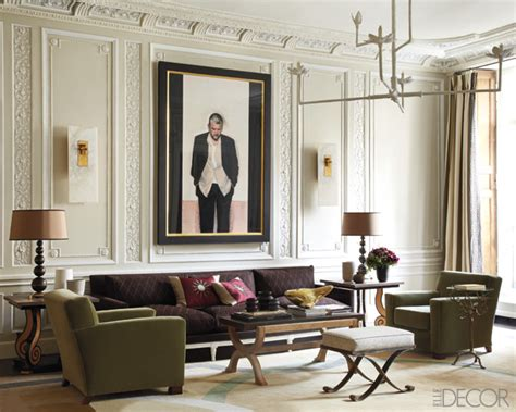 interior design blogspot decorator jean louis deniot restores a paris apartment