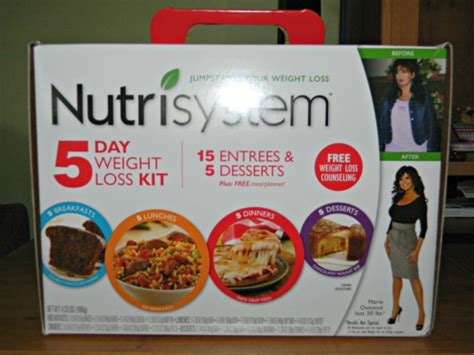 hmr diet books nutrisystem s 5 day nutrisystem jumpstart your weight loss