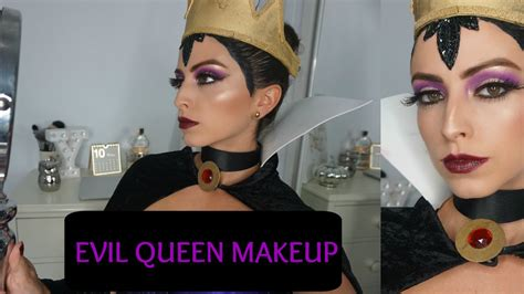 makeup tutorial evil queen evil queen makeup mugeek vidalondon