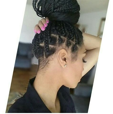 micro braids undercut 871 best images about hair and beauty on pinterest ghana