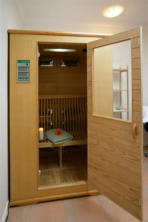 Detox Box Infrared Sauna by Fir Sauna Detox Box Well And Truly