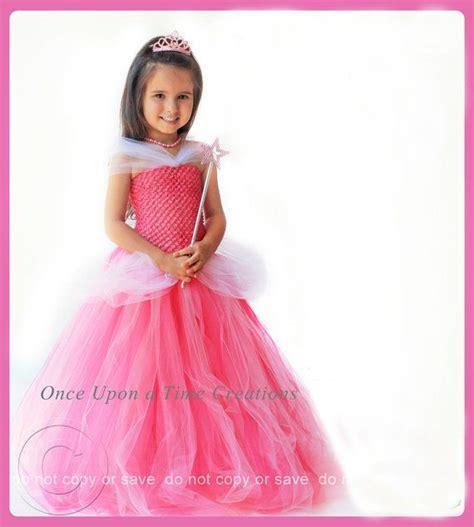 pink fairytale princess tutu dress birthday