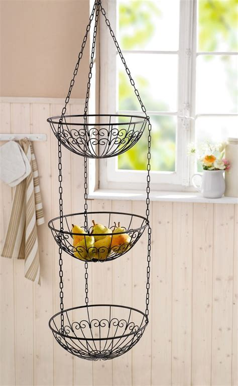obst etagere features use indoor home decor storage wire hanging