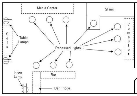 basement wiring diagram electrical home improvements