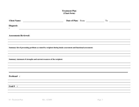treatment plan template counseling treatment plan template cyberuse