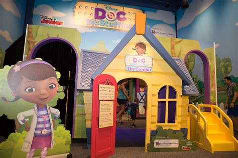 doc mcstuffins playhouse doc mcstuffins franchise comes to life in communities